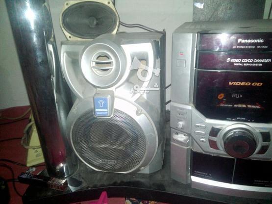 یک عدد ضبط وباند 5دیکس پاناسونیک در گروه خرید و فروش لوازم الکترونیکی در خراسان رضوی در شیپور-عکس3