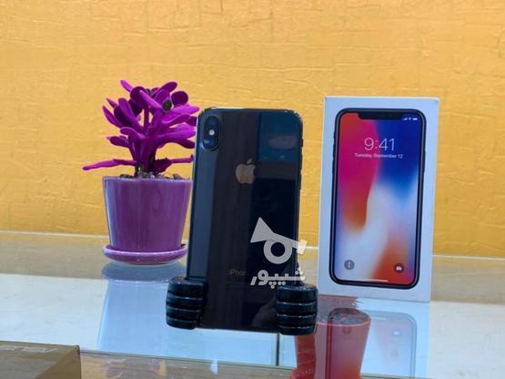 موبایل ایفون X حافظه 256گیگ اپل در گروه خرید و فروش موبایل، تبلت و لوازم در مازندران در شیپور-عکس1