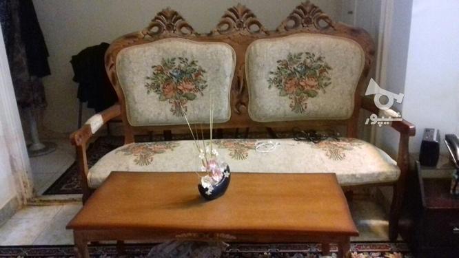 فروش مبل 9 نفره در گروه خرید و فروش لوازم خانگی در اصفهان در شیپور-عکس1
