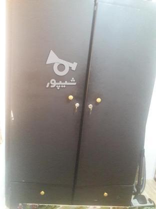 دو عدد کمد لباس چوبی در گروه خرید و فروش لوازم خانگی در البرز در شیپور-عکس1