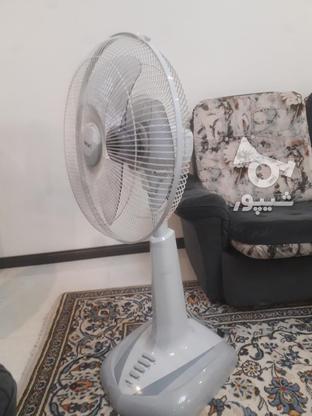 پنکه ایستاده خارجی برندHatari تایلند در گروه خرید و فروش لوازم خانگی در تهران در شیپور-عکس1