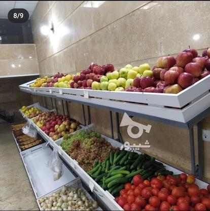 استندمیوه وسبزیجات در گروه خرید و فروش صنعتی، اداری و تجاری در مازندران در شیپور-عکس4