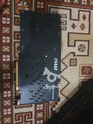 فروش GTX 1080 MSI GAMING X در گروه خرید و فروش لوازم الکترونیکی در گلستان در شیپور-عکس3