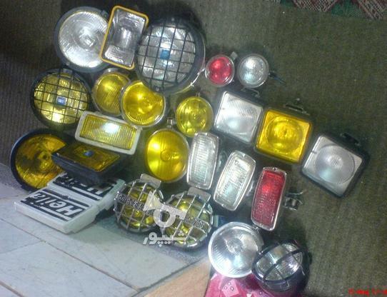 چراغ پرژکتور در گروه خرید و فروش وسایل نقلیه در تهران در شیپور-عکس8