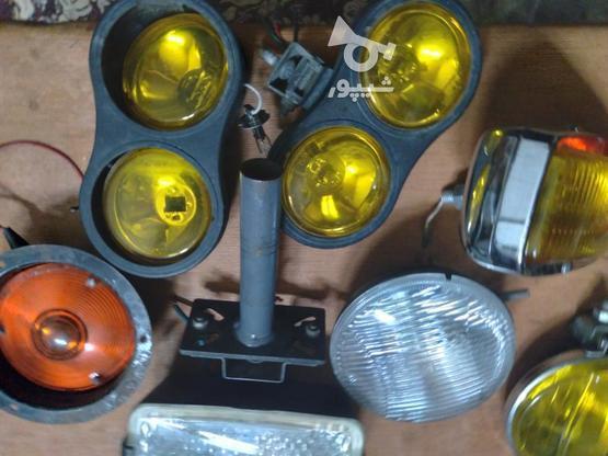 چراغ پرژکتور در گروه خرید و فروش وسایل نقلیه در تهران در شیپور-عکس3
