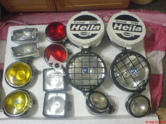 چراغ پرژکتور در گروه خرید و فروش وسایل نقلیه در تهران در شیپور-عکس5