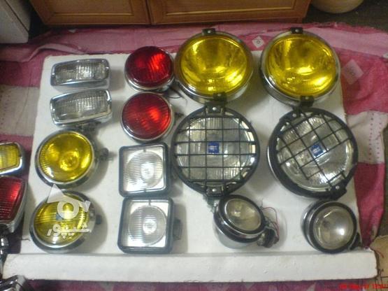 چراغ پرژکتور در گروه خرید و فروش وسایل نقلیه در تهران در شیپور-عکس1