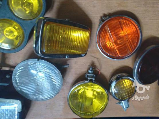 چراغ پرژکتور در گروه خرید و فروش وسایل نقلیه در تهران در شیپور-عکس2