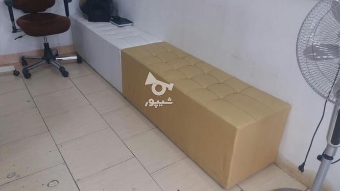 نیمکت انتظار در گروه خرید و فروش صنعتی، اداری و تجاری در مازندران در شیپور-عکس1