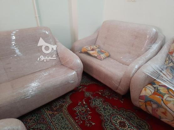مبلمان 7 نفره در گروه خرید و فروش لوازم خانگی در تهران در شیپور-عکس1
