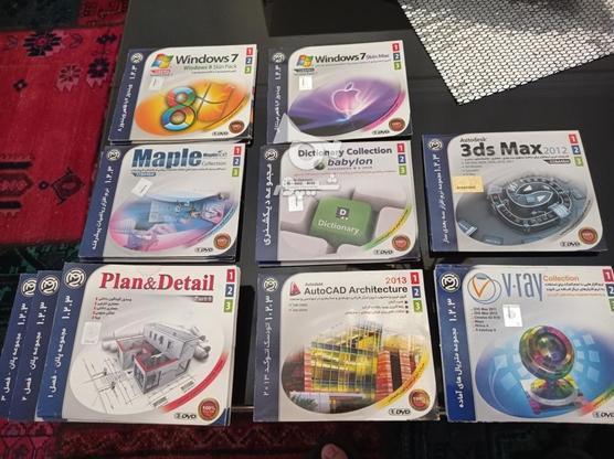 دی وی دی نرم افزارهای مهندسی، گرافیکی و ویندوز در گروه خرید و فروش لوازم الکترونیکی در تهران در شیپور-عکس2