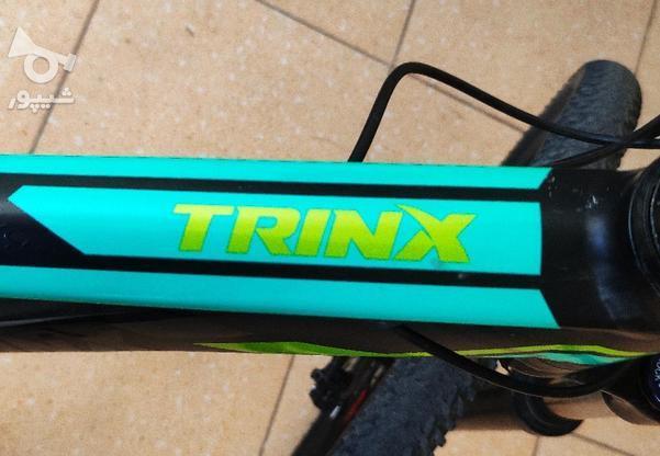 دوچرخه ترینکس سایز 29 در گروه خرید و فروش ورزش فرهنگ فراغت در آذربایجان غربی در شیپور-عکس2