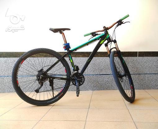 دوچرخه ترینکس سایز 29 در گروه خرید و فروش ورزش فرهنگ فراغت در آذربایجان غربی در شیپور-عکس1