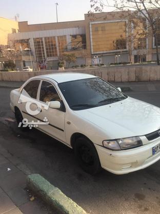 مزدا323مدل1379سفید در گروه خرید و فروش وسایل نقلیه در تهران در شیپور-عکس7