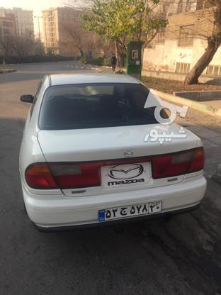 مزدا323مدل1379سفید در گروه خرید و فروش وسایل نقلیه در تهران در شیپور-عکس5