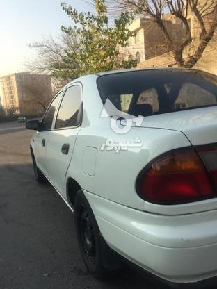 مزدا323مدل1379سفید در گروه خرید و فروش وسایل نقلیه در تهران در شیپور-عکس4