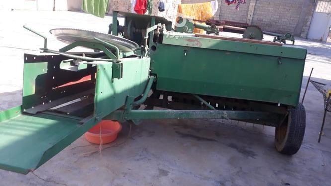 بیلر ساخت ترکیه در گروه خرید و فروش وسایل نقلیه در خوزستان در شیپور-عکس3