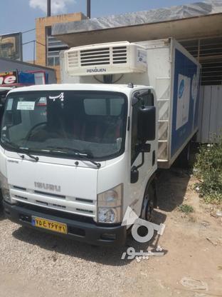فروش ایسوزو 6تن 97 بدون خط و خش در گروه خرید و فروش وسایل نقلیه در لرستان در شیپور-عکس2