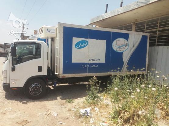 فروش ایسوزو 6تن 97 بدون خط و خش در گروه خرید و فروش وسایل نقلیه در لرستان در شیپور-عکس5