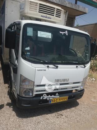 فروش ایسوزو 6تن 97 بدون خط و خش در گروه خرید و فروش وسایل نقلیه در لرستان در شیپور-عکس4