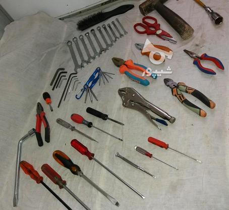 آچار و ابزار یراق توسن در گروه خرید و فروش صنعتی، اداری و تجاری در تهران در شیپور-عکس1