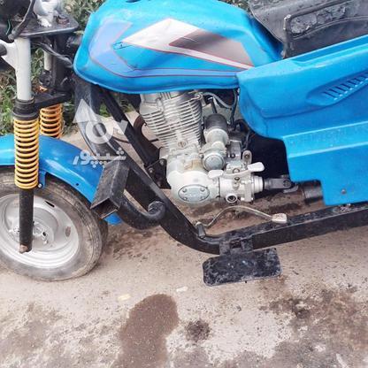 موتور سه چرخ توسن مدل 1390 در گروه خرید و فروش وسایل نقلیه در قم در شیپور-عکس3