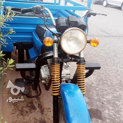 موتور سه چرخ توسن مدل 1390 در گروه خرید و فروش وسایل نقلیه در قم در شیپور-عکس2