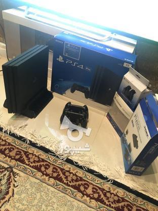 پلی استیشن 4 پرو PS4 PRO همراه لوازم جانبی و بازی در گروه خرید و فروش لوازم الکترونیکی در هرمزگان در شیپور-عکس1
