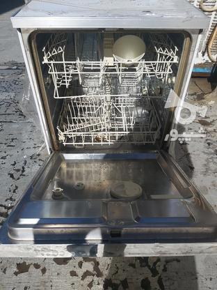 ماشین ظرفشویی در گروه خرید و فروش لوازم خانگی در تهران در شیپور-عکس3