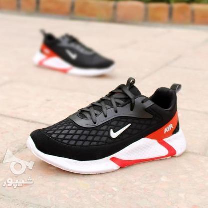 کفش مردانه Nike مدل Ruppo (مشکی سفید و مشکی قرمز) در گروه خرید و فروش لوازم شخصی در تهران در شیپور-عکس2