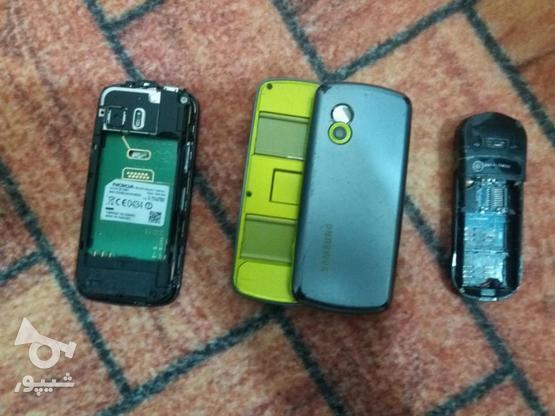 گوشیهای اوراقی در گروه خرید و فروش موبایل، تبلت و لوازم در مازندران در شیپور-عکس3