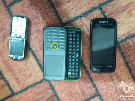 گوشیهای اوراقی در گروه خرید و فروش موبایل، تبلت و لوازم در مازندران در شیپور-عکس2