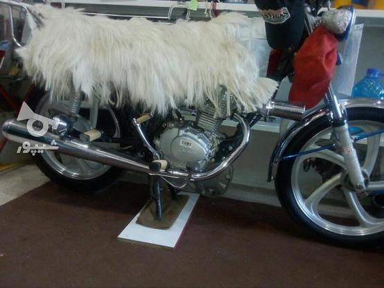 موتور سیکلت در گروه خرید و فروش وسایل نقلیه در آذربایجان شرقی در شیپور-عکس4