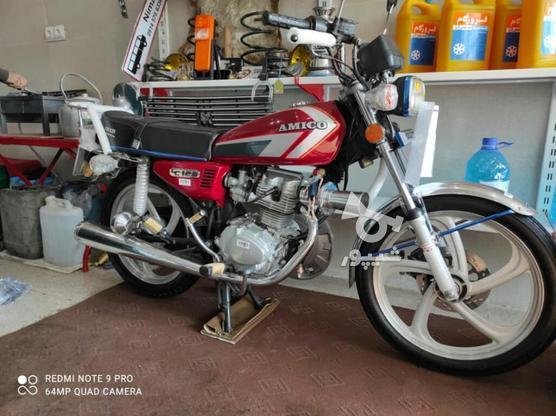 موتور سیکلت در گروه خرید و فروش وسایل نقلیه در آذربایجان شرقی در شیپور-عکس5