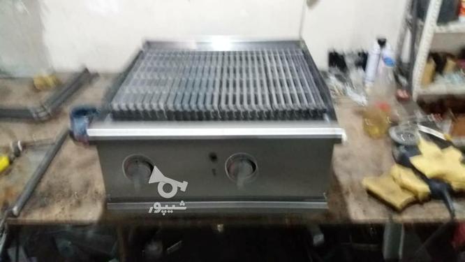 گریل روغنی و ذغالی صنعتی در گروه خرید و فروش خدمات و کسب و کار در تهران در شیپور-عکس5