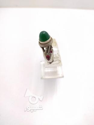 رکاب نقره 925 دست دلبر بسیار زیبا و دیدی در گروه خرید و فروش لوازم شخصی در تهران در شیپور-عکس4