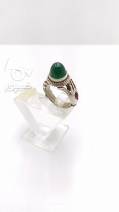 رکاب نقره 925 دست دلبر بسیار زیبا و دیدی در گروه خرید و فروش لوازم شخصی در تهران در شیپور-عکس3