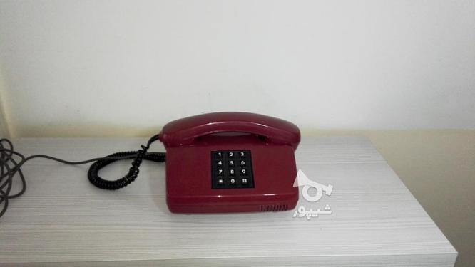 گوشی تلفن قدیمی در گروه خرید و فروش لوازم الکترونیکی در البرز در شیپور-عکس1