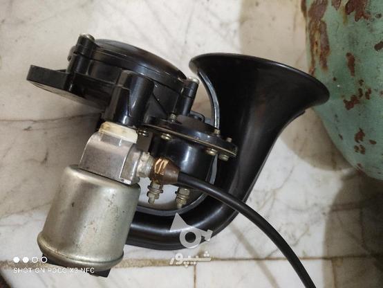 فروش بوق FH 500 حلزونی..کارکرد کم..صدا بسیار عالی .سالم سالم در گروه خرید و فروش وسایل نقلیه در مازندران در شیپور-عکس2