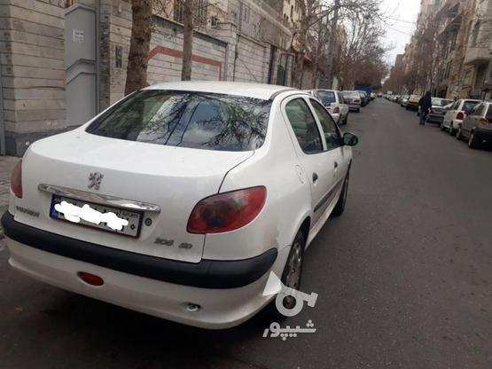 پژو 206 صندوق دار v20 در گروه خرید و فروش وسایل نقلیه در تهران در شیپور-عکس2