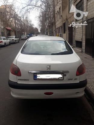 پژو 206 صندوق دار v20 در گروه خرید و فروش وسایل نقلیه در تهران در شیپور-عکس3