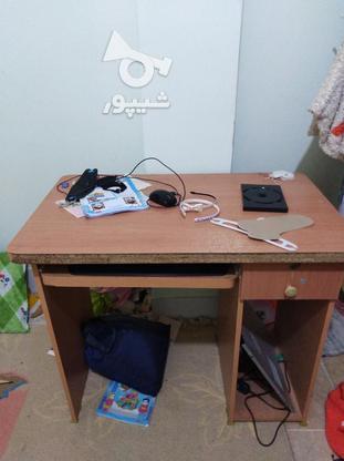 میز کامپیوتر چوبی در گروه خرید و فروش لوازم خانگی در اصفهان در شیپور-عکس1