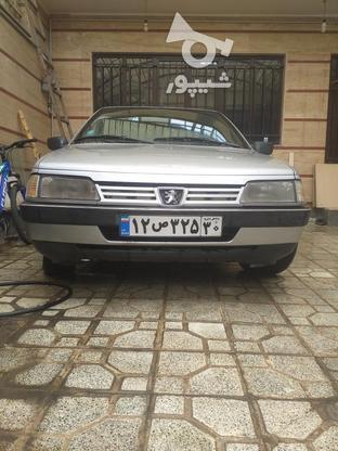 پژو405.مدل90دوگانه در گروه خرید و فروش وسایل نقلیه در تهران در شیپور-عکس3