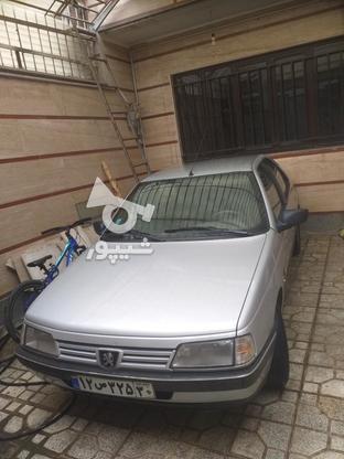 پژو405.مدل90دوگانه در گروه خرید و فروش وسایل نقلیه در تهران در شیپور-عکس2