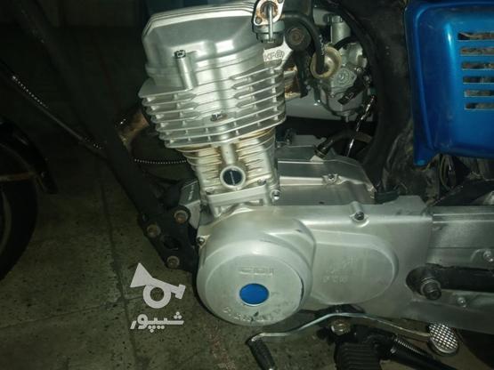 موتور طرح هوندا هرمز 89 در گروه خرید و فروش وسایل نقلیه در تهران در شیپور-عکس1