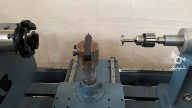 دستگاه خراطی کپی تراش در گروه خرید و فروش صنعتی، اداری و تجاری در اردبیل در شیپور-عکس1