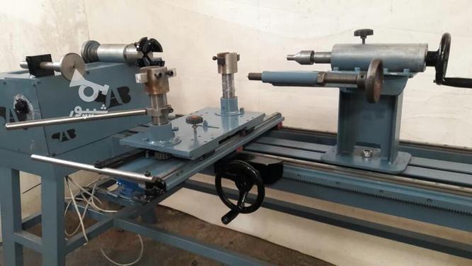 دستگاه خراطی کپی تراش در گروه خرید و فروش صنعتی، اداری و تجاری در اردبیل در شیپور-عکس2