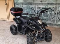 موتور چهار چرخ ورزشی بسیار تمیز در شیپور-عکس کوچک
