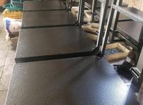 باسکول ترازو 400 کیلویی سایز 50 در 60 در شیپور-عکس کوچک
