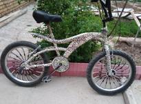 دوچرخه 20پلنگی تمام آلومینیومی در شیپور-عکس کوچک